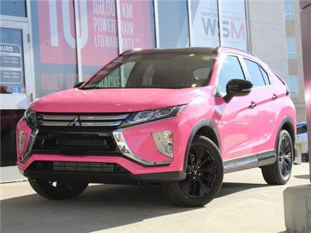 2019 Mitsubishi Eclipse Cross LE (Stk: E19054) in Edmonton - Image 1 of 25