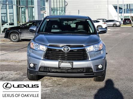 2016 Toyota Highlander LE (Stk: UC7862) in Oakville - Image 2 of 22