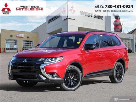2020 Mitsubishi Outlander Limited Edition (Stk: T20020) in Edmonton - Image 1 of 27