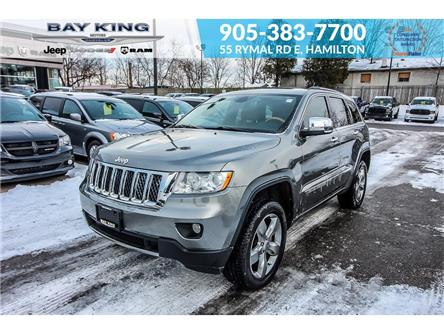 2012 Jeep Grand Cherokee Overland (Stk: 6965A) in Hamilton - Image 1 of 27