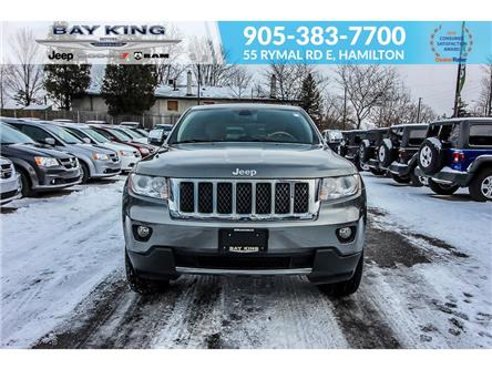 2012 Jeep Grand Cherokee Overland (Stk: 6965A) in Hamilton - Image 2 of 27