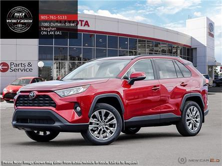2020 Toyota RAV4 XLE AWD (Stk: 70055) in Vaughan - Image 1 of 24