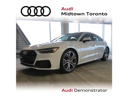 2019 Audi A7 55 Technik (Stk: DAU5924) in Toronto - Image 1 of 33