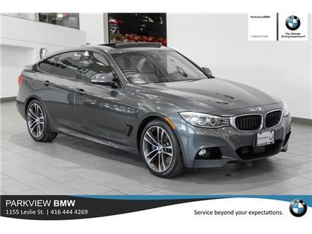 2015 BMW 335i xDrive Gran Turismo (Stk: PP8830) in Toronto - Image 1 of 22