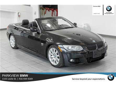 2011 BMW 335 is (Stk: PP8971) in Toronto - Image 1 of 22