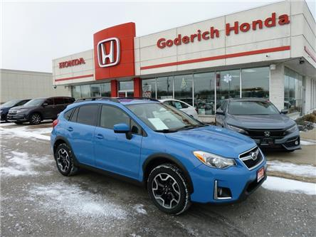 2016 Subaru Crosstrek Touring Package (Stk: U17919) in Goderich - Image 1 of 9