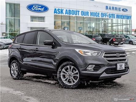 2017 Ford Escape SE (Stk: T1656A) in Barrie - Image 1 of 27