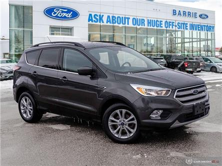 2018 Ford Escape SE (Stk: T1489A) in Barrie - Image 1 of 27