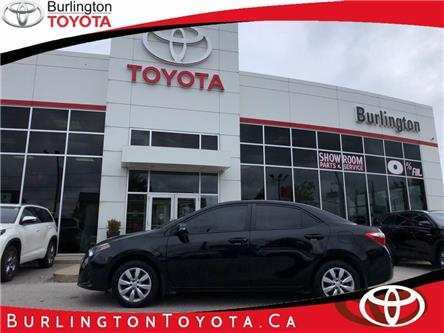 2015 Toyota Corolla S (Stk: U10852) in Burlington - Image 1 of 17