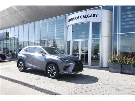 2020 Lexus NX 300 Base (Stk: 200212) in Calgary - Image 1 of 17
