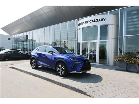 2020 Lexus NX 300 Base (Stk: 200197) in Calgary - Image 1 of 15