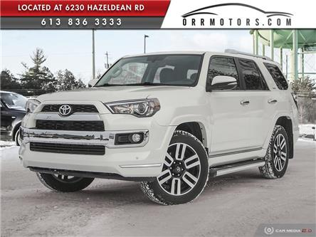 2015 Toyota 4Runner SR5 V6 (Stk: 5922) in Stittsville - Image 1 of 27