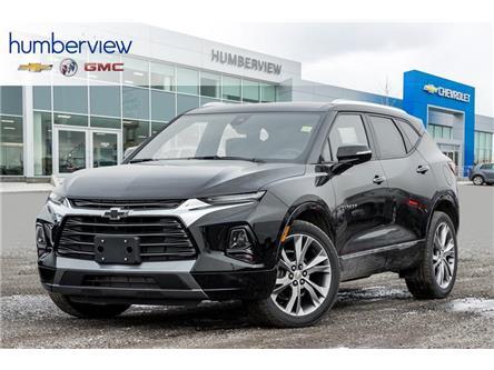2020 Chevrolet Blazer Premier (Stk: 20BZ004) in Toronto - Image 1 of 21