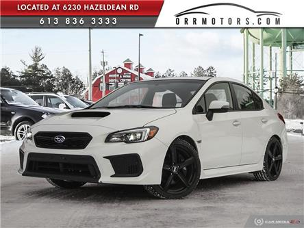 2018 Subaru WRX STI Sport-tech w/Lip (Stk: 5373T) in Stittsville - Image 1 of 27