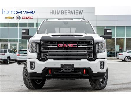 2020 GMC Sierra 2500HD AT4 (Stk: T0K057) in Toronto - Image 2 of 22