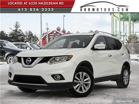2015 Nissan Rogue SV (Stk: 5930T) in Stittsville - Image 1 of 27