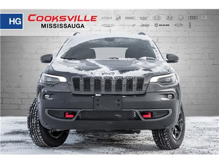 2020 Jeep Cherokee Trailhawk (Stk: LD565805) in Mississauga - Image 2 of 20