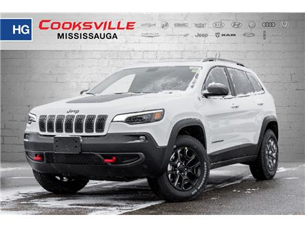 2020 Jeep Cherokee Trailhawk (Stk: LD565708) in Mississauga - Image 1 of 20