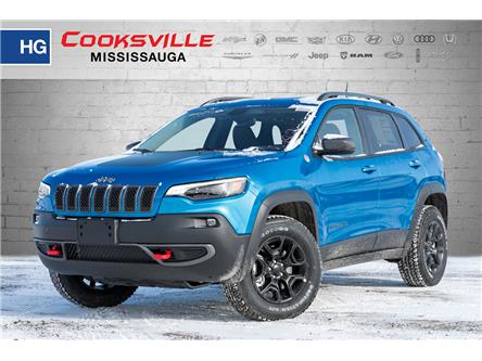 2020 Jeep Cherokee Trailhawk (Stk: LD565709) in Mississauga - Image 1 of 20