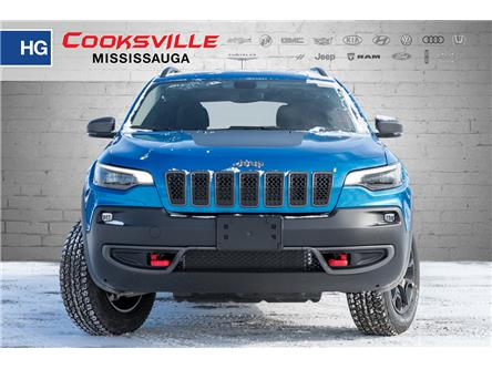 2020 Jeep Cherokee Trailhawk (Stk: LD565709) in Mississauga - Image 2 of 20