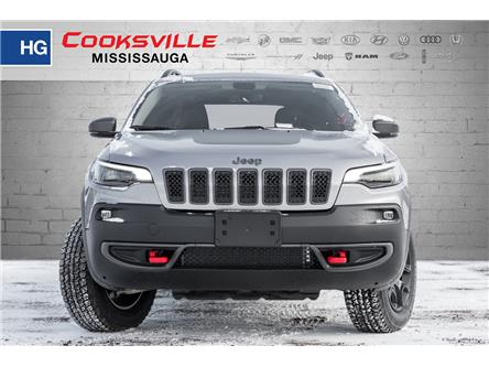 2020 Jeep Cherokee Trailhawk (Stk: LD574212) in Mississauga - Image 2 of 20