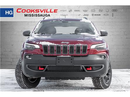 2020 Jeep Cherokee Trailhawk (Stk: LD574213) in Mississauga - Image 2 of 20