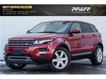 2015 Land Rover Range Rover Evoque Pure (Stk: 38669A) in Markham - Image 1 of 21