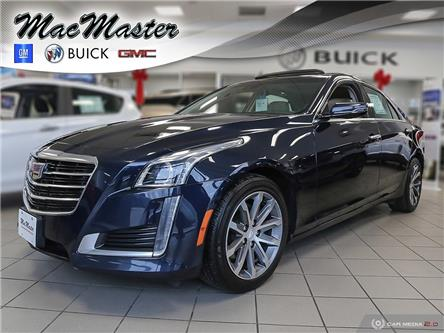 2016 Cadillac CTS 2.0L Turbo Luxury Collection (Stk: B9498) in Orangeville - Image 1 of 14