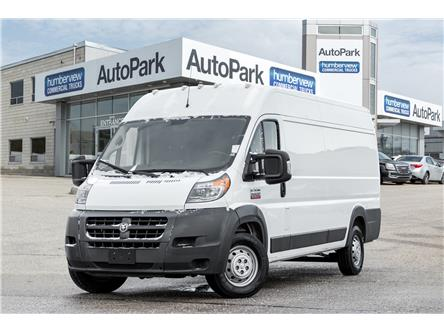 2018 RAM ProMaster 3500 High Roof (Stk: CTDR3885) in Mississauga - Image 1 of 17