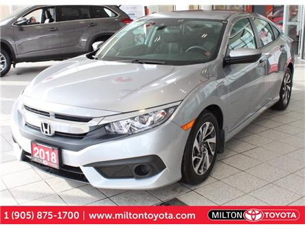 2018 Honda Civic SE (Stk: 025881) in Milton - Image 1 of 37