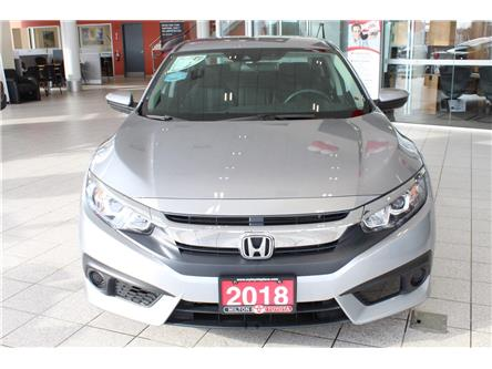 2018 Honda Civic SE (Stk: 025881) in Milton - Image 2 of 37