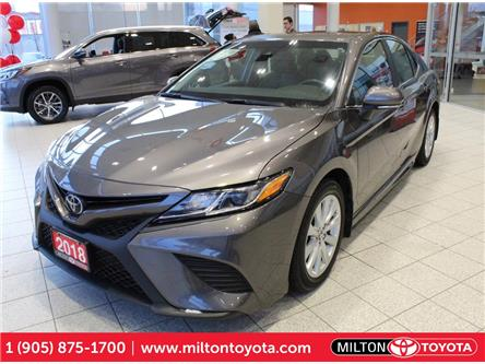2018 Toyota Camry SE (Stk: 502687A) in Milton - Image 1 of 36