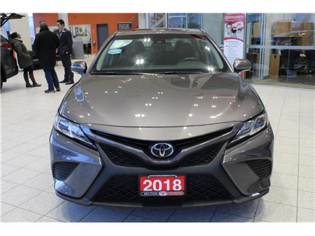 2018 Toyota Camry SE (Stk: 502687A) in Milton - Image 2 of 36