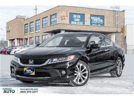 2015 Honda Accord EX-L-NAVI V6 (Stk: 800031) in Milton - Image 1 of 20