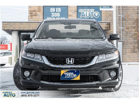 2015 Honda Accord EX-L-NAVI V6 (Stk: 800031) in Milton - Image 2 of 20
