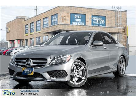 2015 Mercedes-Benz C-Class Base (Stk: 076091) in Milton - Image 1 of 21