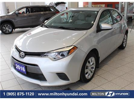 2016 Toyota Corolla LE (Stk: 620518) in Milton - Image 1 of 32