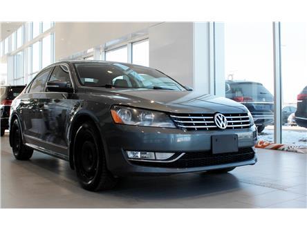 2015 Volkswagen Passat 2.0 TDI Comfortline (Stk: 69536A) in Saskatoon - Image 1 of 21