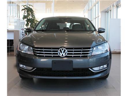 2015 Volkswagen Passat 2.0 TDI Comfortline (Stk: 69536A) in Saskatoon - Image 2 of 21