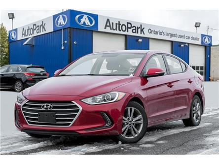 2018 Hyundai Elantra GL (Stk: 18-48983T) in Georgetown - Image 1 of 19