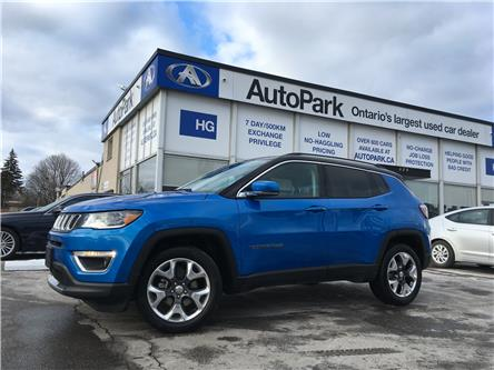 2018 Jeep Compass Limited (Stk: 18-17332) in Brampton - Image 1 of 28