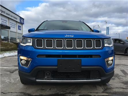 2018 Jeep Compass Limited (Stk: 18-17332) in Brampton - Image 2 of 28