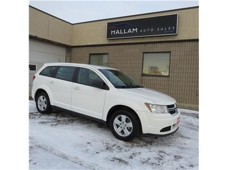 2016 Dodge Journey CVP/SE Plus (Stk: ) in Kingston - Image 1 of 16