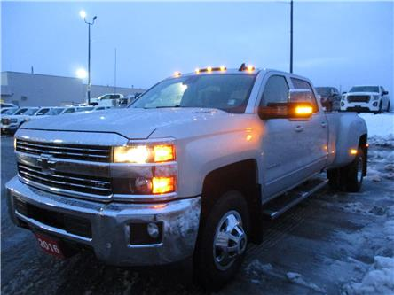 2016 Chevrolet Silverado 3500HD LTZ (Stk: TGF250905) in Terrace - Image 1 of 9