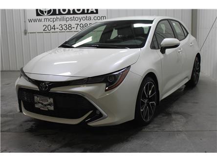 2020 Toyota Corolla Hatchback Base (Stk: 3081379) in Winnipeg - Image 1 of 26