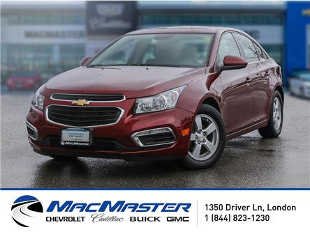2015 Chevrolet Cruze 2LT (Stk: 90697PA) in London - Image 1 of 10