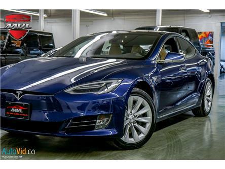 2016 Tesla Model S 90D (Stk: ) in Oakville - Image 1 of 33