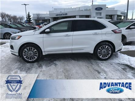 2020 Ford Edge Titanium (Stk: L-355) in Calgary - Image 2 of 6