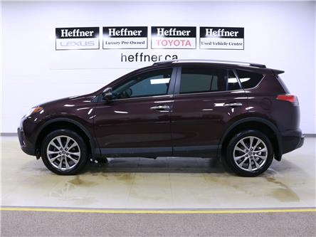 2016 Toyota RAV4 Limited (Stk: 196267) in Kitchener - Image 2 of 32