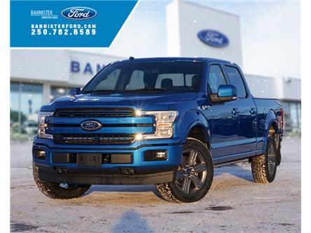 2020 Ford F-150 Lariat (Stk: T202012) in Dawson Creek - Image 1 of 16